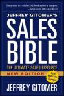 The Sales Bible, New Edition: The Ultimate Sales Resource Cover Image