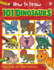 How to Draw 101 Dinosaurs Cover Image