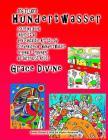 JEG ELSKER Hundertwasser malebog Inspireret af Fantastic Art Style af Friedensreich Hundertwasser Originale Tegninger af surrealistiske kunstner Grace Cover Image