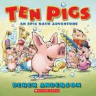 Ten Pigs: A Board Book Cover Image