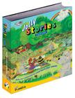 Jolly Stories in Print Letters Cover Image