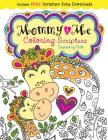 Mommy and Me Coloring Scripture: Creativity Inspired by Faith (Color Yourself Inspired) Cover Image