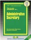 Administrative Secretary: Passbooks Study Guide (Career Examination Series) Cover Image
