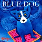 Blue Dog 2019 Wall Calendar Cover Image