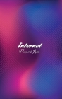 Internet Password Book: Password and Private Code Journal and Organizer for all Your Passwords Cover Image
