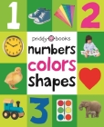 First 100 Padded: Numbers Colors Shapes Cover Image