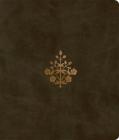 ESV Journaling Bible (Trutone, Olive, Branch Design) Cover Image
