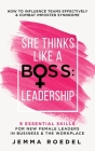 She Thinks Like a Boss: Leadership Cover Image