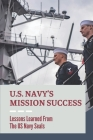 U.S. Navy's Mission Success: Lessons Learned From The US Navy Seals: U.S. Navy Surface Operations Cover Image