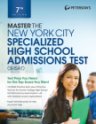 Master the New York City Specialized High School Admissions Test (Peterson's Master the New York City Specialized High Schools Admiss) Cover Image