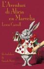 L'Aventuri di Alicia en Marvelia: Alice's Adventures in Wonderland in Ido Cover Image