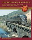Pennsylvania Railroad Passenger Train Consists and Cars 1952 Vol. 1: East-West Trains Cover Image