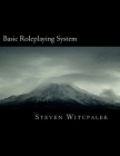 Basic Roleplaying System: Generic 4 Page Game System Cover Image