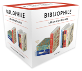 Bibliophile Ceramic Bookends Cover Image