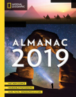 National Geographic Almanac 2019: Hot New Science - Incredible Photographs - Maps, Facts, Infographics & More Cover Image
