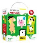 Puzzle Pairs Animals Age 18m+ Cover Image
