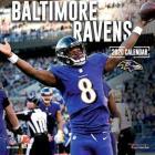 Baltimore Ravens: 2020 12x12 Team Wall Calendar Cover Image