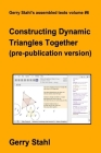Constructing Dynamic Triangles Together (pre-publication version) Cover Image