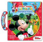 Disney Mickey Mouse Clubhouse: A Carryalong Treasury (Carry Along Treasury) Cover Image