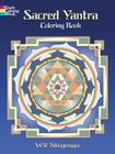 Sacred Yantra Coloring Book (Dover Coloring Books) Cover Image
