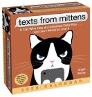 Texts from Mittens the Cat 2020 Day-to-Day Calendar Cover Image