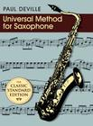 Universal Method for Saxophone Cover Image