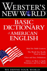 Webster's New World Basic Dictionary of American English Cover Image