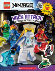 Hack Attack!: Sticker Activity Book (LEGO Ninjago) Cover Image