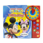 I Can Tell Time Mickey Cover Image