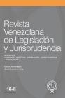 Contenido de la Revista Venezolana de Legislación y Jurisprudencia N.° 16-II Cover Image