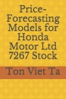 Price-Forecasting Models for Honda Motor Ltd 7267 Stock Cover Image