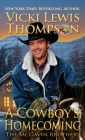 A Cowboy's Homecoming (McGavin Brothers #17) Cover Image