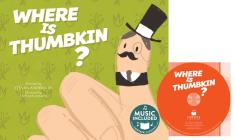 Where Is Thumbkin? (Sing-Along Songs) Cover Image