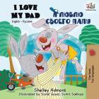 I Love My Dad: English Russian Bilingual Book (English Russian Bilingual Collection) Cover Image