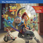 Toy Story 4 Read-Along Storybook and CD Cover Image