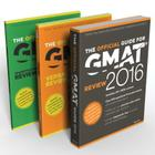 GMAT 2016 Official Guide Bundle Cover Image