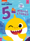 Baby Shark: 5-Minute Stories Cover Image