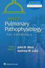 West's Pulmonary Pathophysiology: The Essentials Cover Image