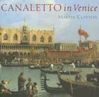 Canaletto in Venice Cover Image