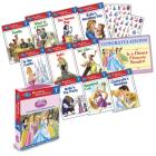 Disney Princess Reading Adventures Disney Princess Level 1 Boxed Set Cover Image