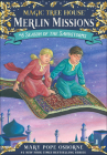 Season of the Sandstorms (Magic Tree House #34) Cover Image