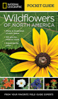 National Geographic Pocket Guide to Wildflowers of North America Cover Image