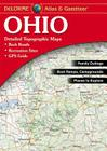 del Atlas Ohio (Ohio Atlas & Gazetteer) Cover Image