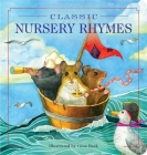 Classic Nursery Rhymes Oversized Padded Board Book  Cover Image