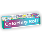 Purrmaid Mini Coloring Roll Cover Image