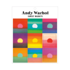 Andy Warhol Sunset Magnets Cover Image