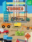 Trucks (Sticker Stories) Cover Image