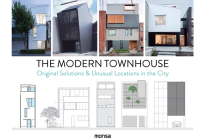 The Modern Townhouse: Original Solutions & Unusual Locations in the City Cover Image