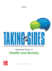 Taking Sides: Clashing Views in Health and Society Cover Image