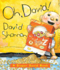 Oh, David! A Diaper David Book Cover Image